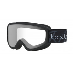 Маска горнолыжная BOLLE 20 Freeze Matte Black - Clear Cat.0