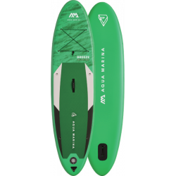 2021 SUP AQUA MARINA Breeze 9'0''
