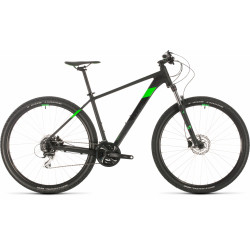 Велосипед CUBE Aim Race 27.5 black 16""